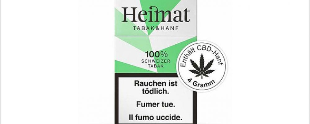 Suiza lanza a la venta una cajetilla de cigarros con marihuana de forma legal