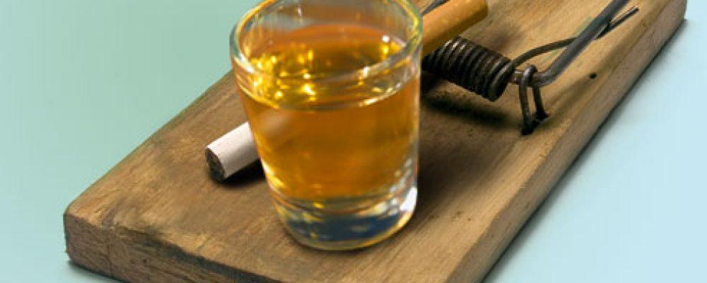 Fumar marihuana ayuda a combatir el alcoholismo y otras adicciones, según estudio