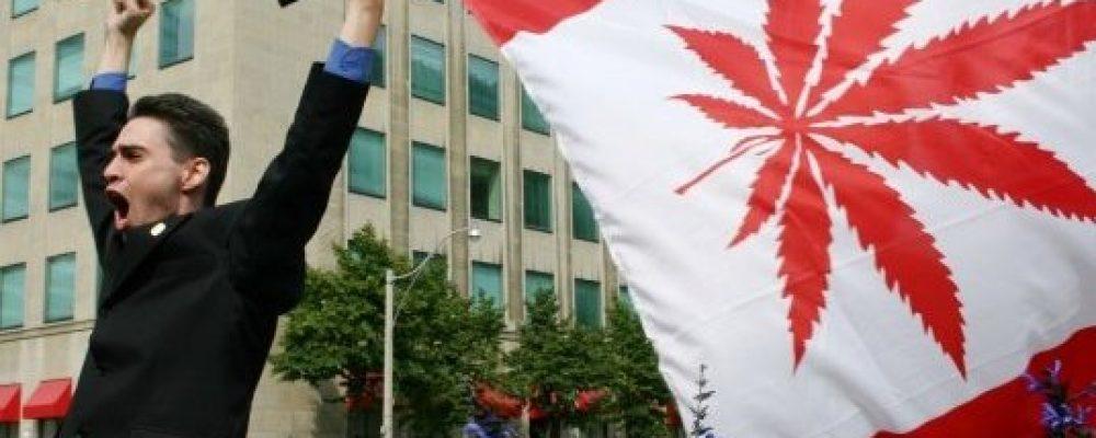 En 2018 será legal el consumo de marihuana en Canadá