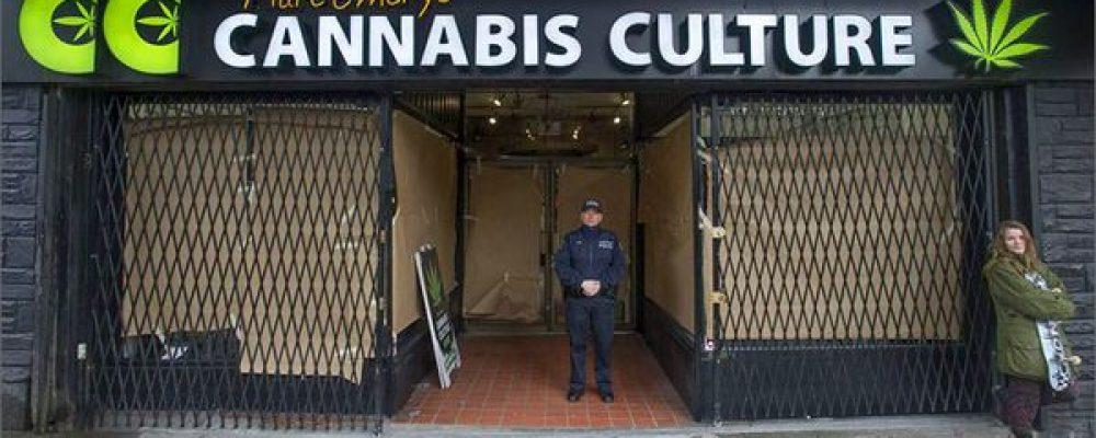 Redadas y detenciones en Canadá: la persecución contra Cannabis Culture