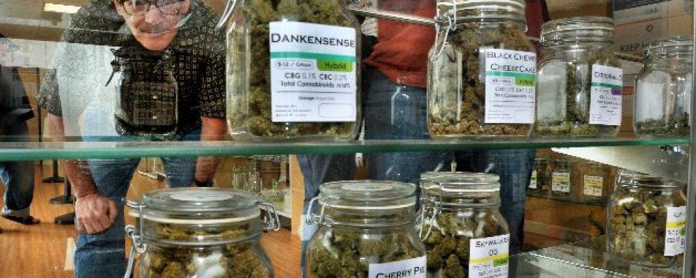 California permitiría que la marihuana llegue a tu puerta de manera legal