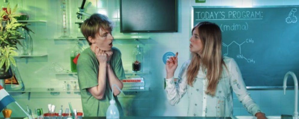 Drugslab, el canal de unos youtubers holandeses que prueban en primera persona los efectos de diversas drogas