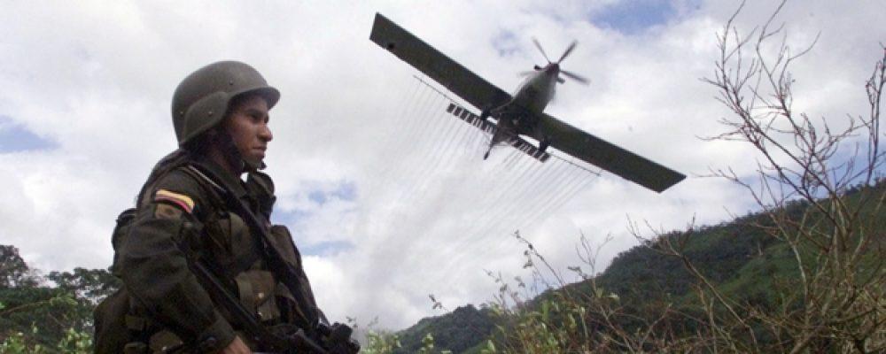 Colombia: Fumigación manual con glifosato se extenderá a todo el país