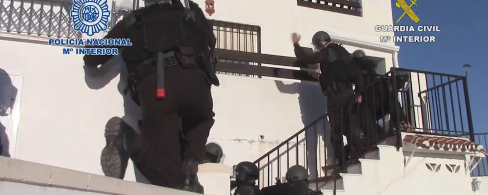 Detenido el 'Messi del hachís', el capo de esta droga en España