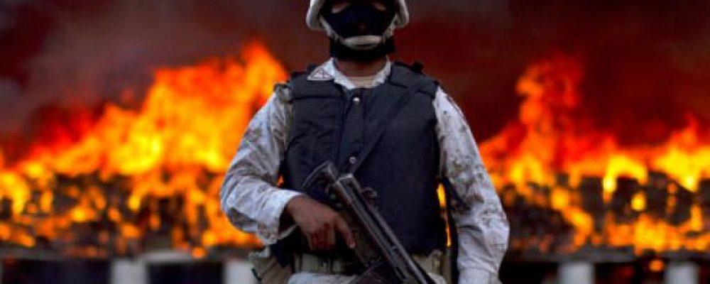 Avance legal de la marihuana en EEUU replantea la narcoguerra en México