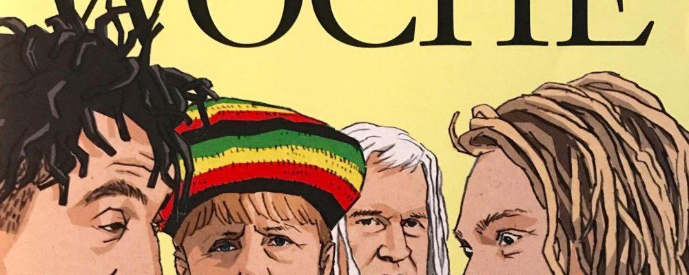 ¿Acabará siendo Merkel la canciller del porro?