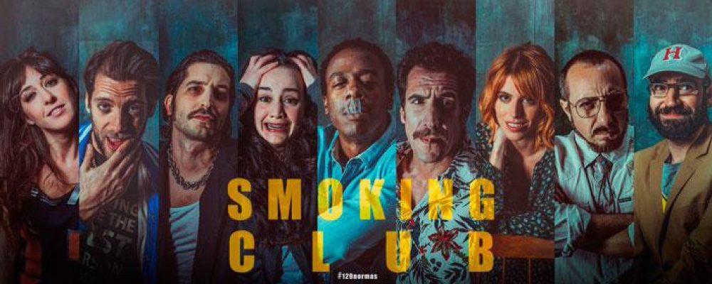 Llega Smoking Club (129 normas): la primera película española en torno al fenómeno de los clubes cannábicos