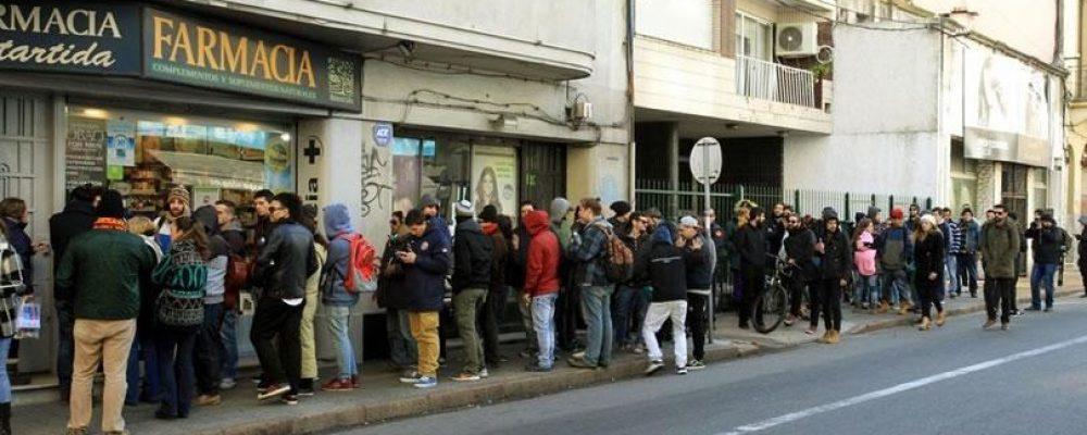 En Uruguay se fumaron todo: Farmacias casi sin stock de marihuana